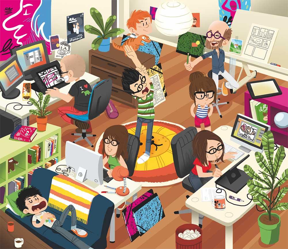 cherche et trouve-cherche-trouve-jeux-auzou-édition-jeunesse-édition jeunesse-BD-bade dessinée