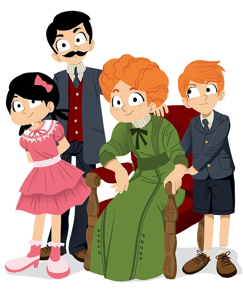 Pass Education-famille Pass temps-leçon-histoire-historique-bourgeois