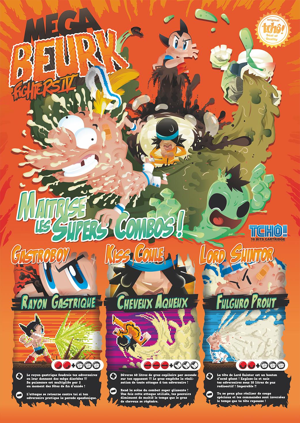 Tchô!-Magazine-presse-jeunesse-titeuf-poster-BD