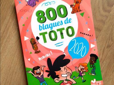 800 blagues de Toto !
